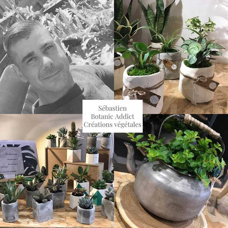 Créateur Botanic addict